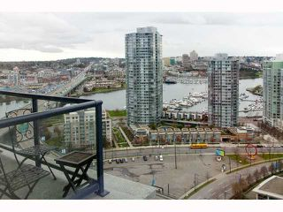 "Photo 9: 2801 939 EXPO Boulevard in Vancouver: Downtown VW Condo for sale in ""MAX II"" (Vancouver West)  : MLS®# V815399"