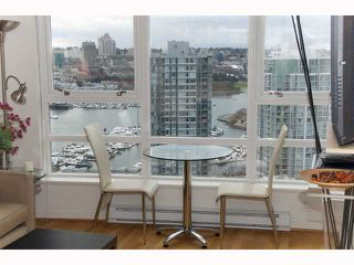 "Photo 3: 2801 939 EXPO Boulevard in Vancouver: Downtown VW Condo for sale in ""MAX II"" (Vancouver West)  : MLS®# V815399"