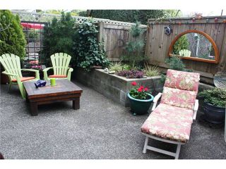 "Photo 9: 105 838 W 16TH Avenue in Vancouver: Cambie Condo for sale in ""WILLOW SPRINGS"" (Vancouver West)  : MLS®# V823923"