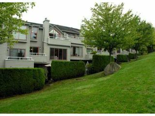 "Photo 1: 49 323 GOVERNORS Court in New Westminster: Fraserview NW Townhouse for sale in ""GOVERNORS COURT"" : MLS®# V851506"