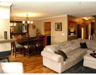 "Photo 3: 49 323 GOVERNORS Court in New Westminster: Fraserview NW Townhouse for sale in ""GOVERNORS COURT"" : MLS®# V851506"