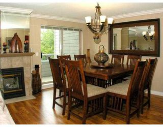 "Photo 2: 49 323 GOVERNORS Court in New Westminster: Fraserview NW Townhouse for sale in ""GOVERNORS COURT"" : MLS®# V851506"