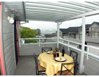 "Photo 9: 49 323 GOVERNORS Court in New Westminster: Fraserview NW Townhouse for sale in ""GOVERNORS COURT"" : MLS®# V851506"