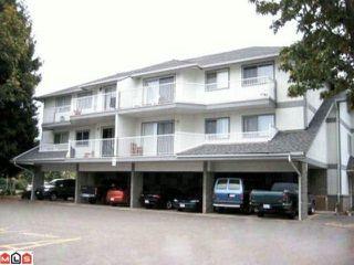 "Photo 1: 203 33225 OLD YALE Road in Abbotsford: Central Abbotsford Condo for sale in ""CEDAR GROVE ESTATES"" : MLS®# F1028753"