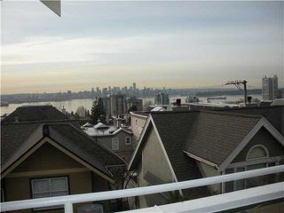 Photo 9: 1 235 E KEITH Road in North Vancouver: Lower Lonsdale Townhouse for sale : MLS®# V866716