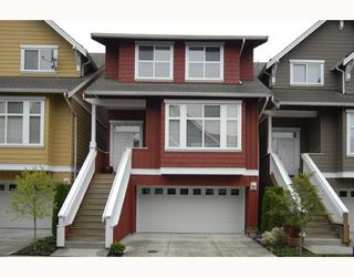 Photo 1: 34 3088 FRANCIS Road in Richmond: Seafair Townhouse for sale : MLS®# V726228