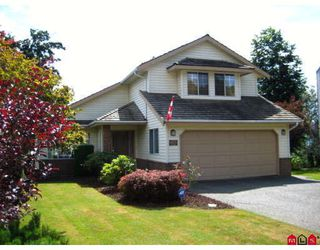 """Photo 1: 2236 VILLAGE Glen in Abbotsford: Abbotsford East House for sale in """"Mountain Village"""" : MLS®# F2826240"""