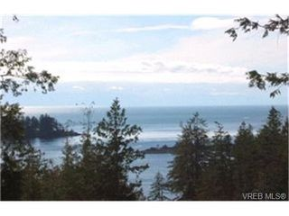 Photo 1: 6807 East Sooke Road in SOOKE: Sk East Sooke Single Family Detached for sale (Sooke)  : MLS®# 225728