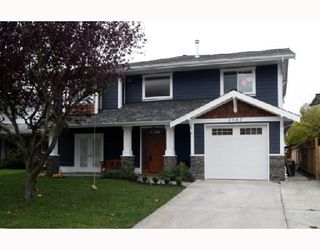 "Photo 1: 4667 CANNERY Place in Ladner: Ladner Elementary House for sale in ""LADNER ELEMENTARY"" : MLS®# V742104"