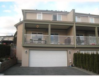 Photo 2: 1054 DELESTRE Avenue in Coquitlam: Maillardville House 1/2 Duplex for sale : MLS®# V750137