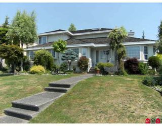 Photo 1: 7868 154TH Street in Surrey: Fleetwood Tynehead House for sale : MLS®# F2912897