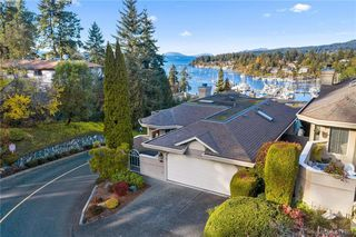 Photo 3: 612 6880 Wallace Drive in BRENTWOOD BAY: CS Brentwood Bay Row/Townhouse for sale (Central Saanich)  : MLS®# 417467