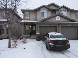 Photo 1: 10, 20 Norman Court in St. Albert: House Duplex for rent