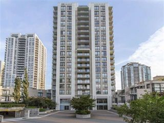 """Main Photo: 605 1185 THE HIGH Street in Coquitlam: North Coquitlam Condo for sale in """"CLAREMONT"""" : MLS®# R2439449"""
