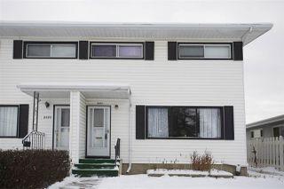 Photo 1: 8205 134 Avenue in Edmonton: Zone 02 House Half Duplex for sale : MLS®# E4191699