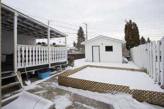 Photo 18: 8205 134 Avenue in Edmonton: Zone 02 House Half Duplex for sale : MLS®# E4191699