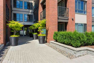 "Photo 2: 207 33540 MAYFAIR Avenue in Abbotsford: Central Abbotsford Condo for sale in ""The Residences at Gateway"" : MLS®# R2471159"