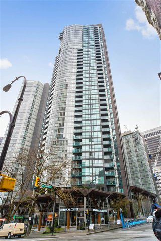 "Photo 1: 2705 1189 MELVILLE Street in Vancouver: Coal Harbour Condo for sale in ""THE MELVILLE"" (Vancouver West)  : MLS®# R2489278"