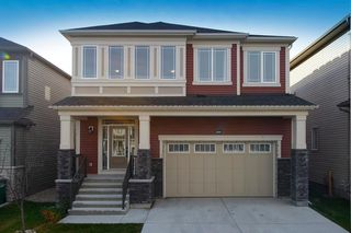 Main Photo: 284 Windrow Crescent SW: Airdrie Detached for sale : MLS®# A1063512