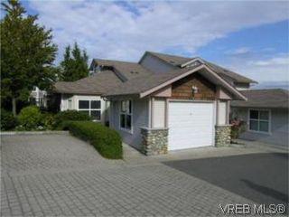 Photo 1: 12 3633 Cedar Hill Road in VICTORIA: SE Cedar Hill Townhouse for sale (Saanich East)  : MLS®# 268611