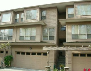 "Photo 1: 27 16655 64TH Avenue in Surrey: Cloverdale BC Townhouse for sale in ""RIDGEWOOD ESTATES"" (Cloverdale)  : MLS®# F2925607"