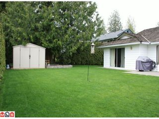 Photo 25: 8283 MAHONIA Street in Mission: Mission BC House for sale : MLS®# F1011331