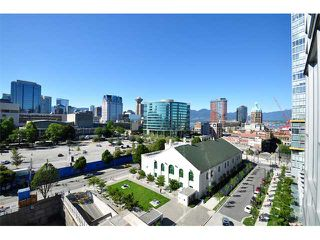 "Photo 10: 1102 668 CITADEL PARADE in Vancouver: Downtown VW Condo for sale in ""SPECTRUM 2"" (Vancouver West)  : MLS®# V841123"