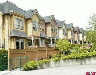"""Photo 1: 15151 BUENA VISTA Ave: White Rock Townhouse for sale in """"Maxwell Green"""" (South Surrey White Rock)  : MLS®# F2610640"""
