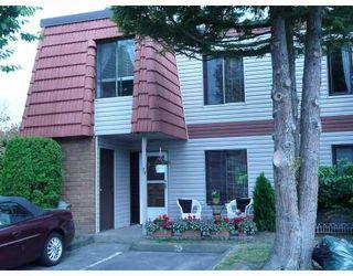 Photo 1: 39 10740 SPRINGMONT Drive in Richmond: Steveston North Townhouse for sale : MLS®# V721588
