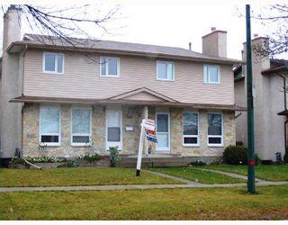 Photo 1: 56 JOHN FORSYTH Road in WINNIPEG: St Vital Residential for sale (South East Winnipeg)  : MLS®# 2821162