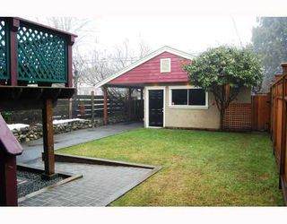 Photo 10: 351 W 22ND Avenue in Vancouver: Cambie House for sale (Vancouver West)  : MLS®# V749785