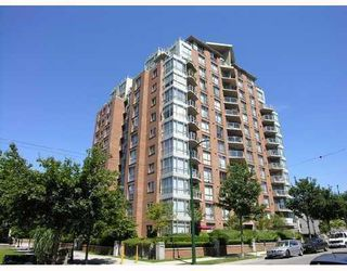 "Photo 1: 1005 1575 W 10TH Avenue in Vancouver: Fairview VW Condo for sale in ""TRITON ON 10TH"" (Vancouver West)  : MLS®# V764989"