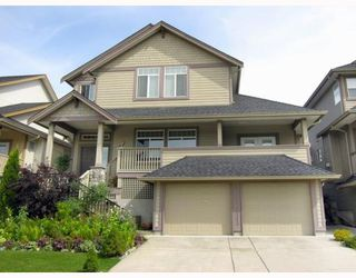 "Photo 1: 11250 BONSON Road in Pitt Meadows: South Meadows House for sale in ""BONSON LANDING"" : MLS®# V779263"