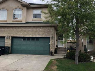 Photo 1: 2 1401 CLOVERBAR Road: Sherwood Park House Half Duplex for sale : MLS®# E4208281