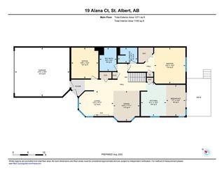 Photo 37: 19 ALANA Court: St. Albert House Half Duplex for sale : MLS®# E4212264