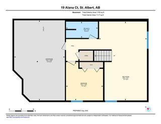Photo 38: 19 ALANA Court: St. Albert House Half Duplex for sale : MLS®# E4212264