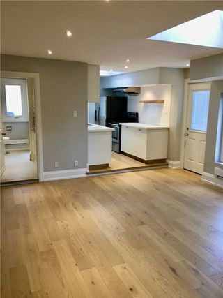 Photo 1: Front 1304 Woodbine Avenue in Toronto: Danforth Village-East York House (Apartment) for lease (Toronto E03)  : MLS®# E4941282