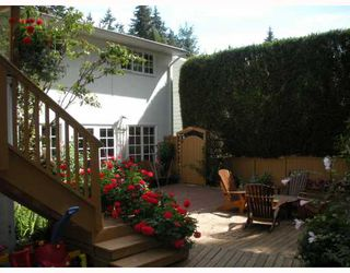 """Photo 9: 3053 BROOKRIDGE Drive in North_Vancouver: Capilano Highlands House for sale in """"CAPILANO HIGHLANDS"""" (North Vancouver)  : MLS®# V786279"""