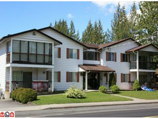 Photo 1: 204 3035 CLEARBROOK Road in Abbotsford: Abbotsford West Condo for sale : MLS®# F1011992