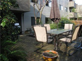 """Photo 7: 110 1424 WALNUT Street in Vancouver: Kitsilano Condo for sale in """"WALNUT PLACE"""" (Vancouver West)  : MLS®# V866925"""