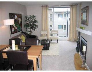"""Photo 6: 301 2288 MARSTRAND AV in Vancouver: Kitsilano Condo for sale in """"DUO"""" (Vancouver West)  : MLS®# V584556"""