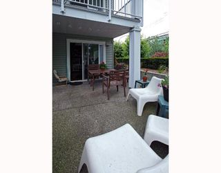 """Photo 10: 102 2268 WELCHER Avenue in Port_Coquitlam: Central Pt Coquitlam Condo for sale in """"GILLIGAN"""" (Port Coquitlam)  : MLS®# V721609"""