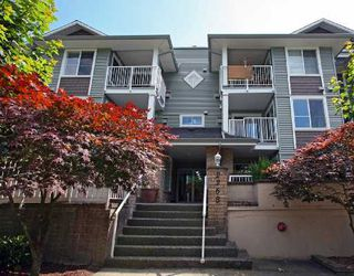 """Photo 1: 102 2268 WELCHER Avenue in Port_Coquitlam: Central Pt Coquitlam Condo for sale in """"GILLIGAN"""" (Port Coquitlam)  : MLS®# V721609"""