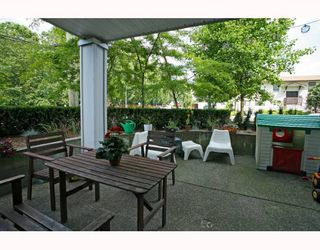 """Photo 2: 102 2268 WELCHER Avenue in Port_Coquitlam: Central Pt Coquitlam Condo for sale in """"GILLIGAN"""" (Port Coquitlam)  : MLS®# V721609"""