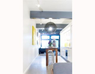 """Photo 6: 307 53 WEST HASTINGS Street in Vancouver: Downtown VW Condo for sale in """"PARIS ANNEX"""" (Vancouver West)  : MLS®# V749072"""