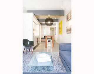 """Photo 4: 307 53 WEST HASTINGS Street in Vancouver: Downtown VW Condo for sale in """"PARIS ANNEX"""" (Vancouver West)  : MLS®# V749072"""
