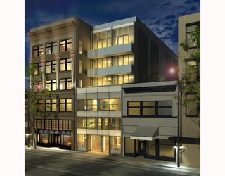 """Photo 1: 307 53 WEST HASTINGS Street in Vancouver: Downtown VW Condo for sale in """"PARIS ANNEX"""" (Vancouver West)  : MLS®# V749072"""