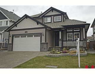 "Photo 1: 7392 200A Street in Langley: Willoughby Heights House for sale in ""Jericho Ridge"" : MLS®# F2907531"