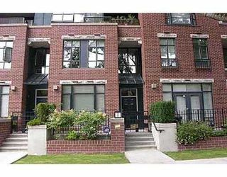 "Main Photo: 2269 W 12TH Avenue in Vancouver: Kitsilano Townhouse for sale in ""ANSONIA"" (Vancouver West)  : MLS®# V766483"