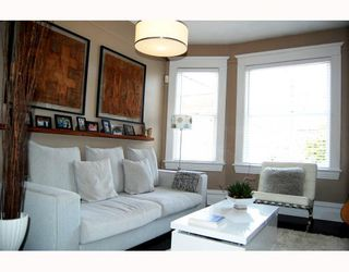 Photo 4: 2227 ALBERTA Street in Vancouver: Mount Pleasant VW House for sale (Vancouver West)  : MLS®# V771743